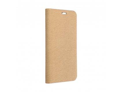 Pouzdro Forcell Luna Book Apple Iphone 7 / 8 zlaté