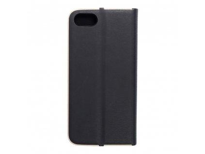 Pouzdro Forcell Luna Book Apple Iphone 7 / 8 černé
