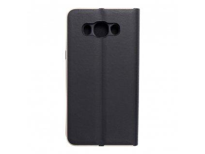 Pouzdro Forcell Luna Book Samsung Galaxy J5 2016 černé