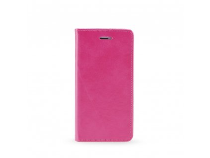Pouzdro Magnet Flip Wallet Book pro Apple Iphone 8 růžové