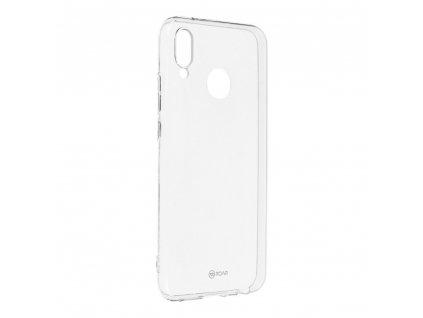 Pouzdro Roar Transparent Tpu Case pro Huawei P20 Lite transparentní