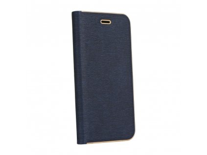 Pouzdro Forcell Luna Book Samsung Galaxy J5 2017 granátové