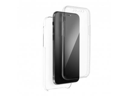 Pouzdro 360 Full Cover Samsung Galaxy S7 transparentní