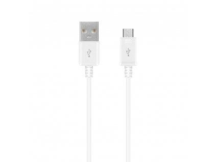 Originální Kabel USB - Samsung ECB-DU4EWE 1,5m micro USB bílý