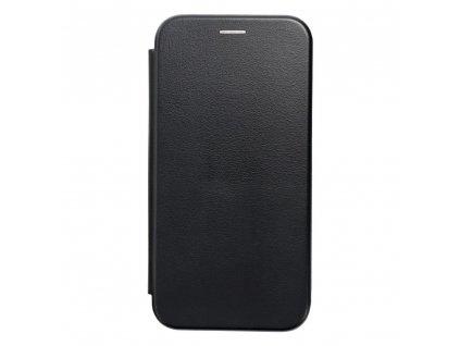 Pouzdro Forcell Book Elegance Samsung A6 Plus černé