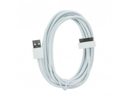Usb kabel pro Apple Iphone 3/3Gs/4G/iPad/iPod - 3 Metry