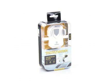 Univerzální držák mobilu/ navigace do auta REMAX RM-C26 bílý