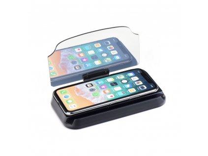 Držák navigace/ mobilu do auta HUD Mobile Navigation Bracket - černý