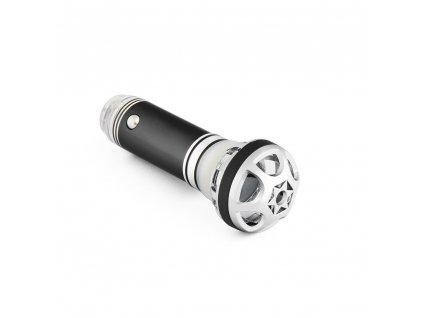 Ionizátor vzduchu v autě JO-626 - černý