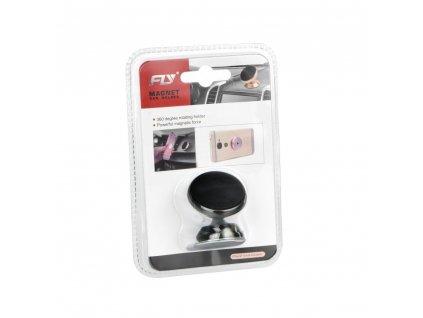 Univerzální magnetický držák mobilu do auta (C1557A) - černý