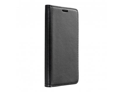 Pouzdro Magnet Flip Wallet Book pro HUAWEI P20 černé