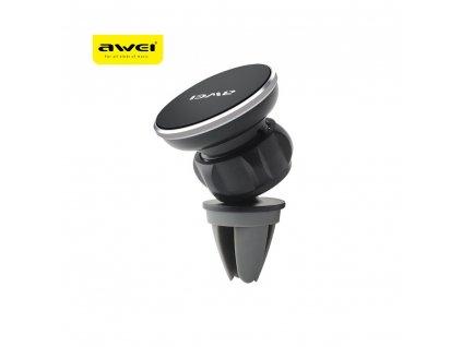 Univerzální magnetický držák mobilu do auta AWEI X2 - černý