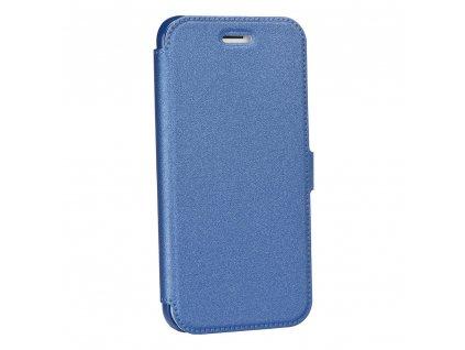 Pouzdro Forcell Pocket Book Huawei P9 Lite Mini modré