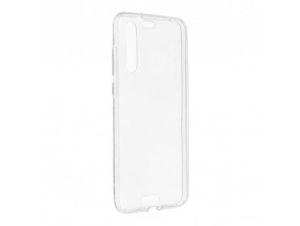 Silikonové pouzdro 360 Full Body Soft Case pro Huawei P20 Pro transparent