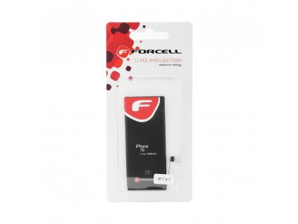 Baterie Forcell Maximum Energy pro Apple Iphone 7 1960 mAh Polymer HQ