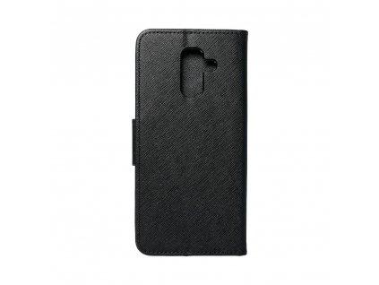 Fancy pouzdro Book - Samsung Galaxy A6 Plus černé
