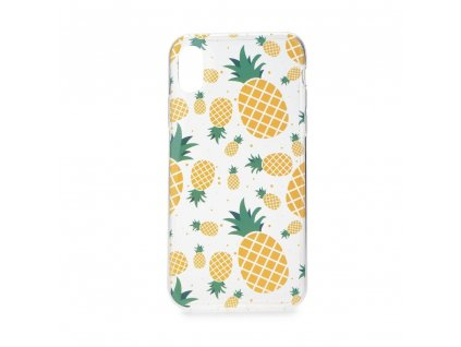 Pouzdro Forcell Summer  PINEAPPLE - ANANAS Samsung A6 2018