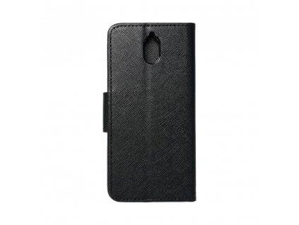 Fancy pouzdro Book - Nokia 3.1 černé