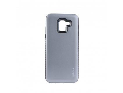Pouzdro Roar Rico Armor - Samsung Galaxy J6 2018 šedé