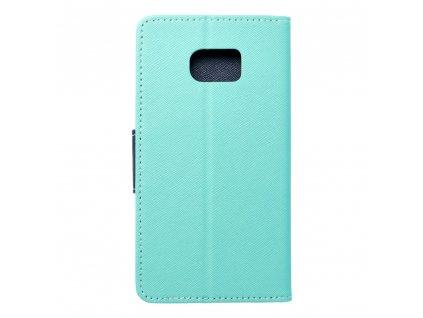 Fancy pouzdro Book - Samsung G935F Galaxy S7 Edge - modro/mátové
