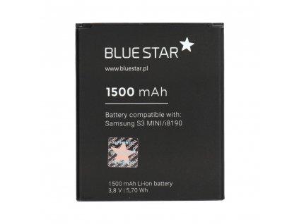 Baterie Samsung I8190 Galaxy S3 Mini 1500 mAh Li-Ion Blue Star PREMIUM