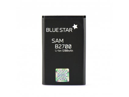 Baterie Samsung B2700 1200 mAh Li-Ion Blue Star PREMIUM
