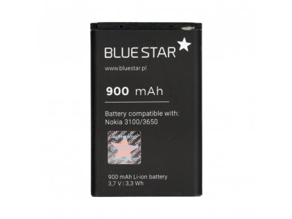 Baterie Nokia 3100/3650/6230/3110 Classic 900 mAh Li-Ion Blue Star