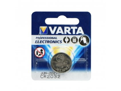 VARTA lithiová baterie 3V CR2032