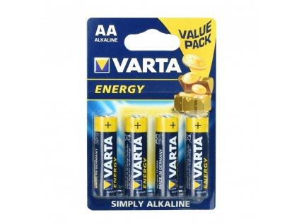 VARTA alkalická baterie R6 2100 mAh (AA) - 4 ks
