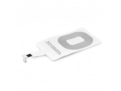 Indukční / bezdrátový nabíjecí adaptér pro Apple Lightning