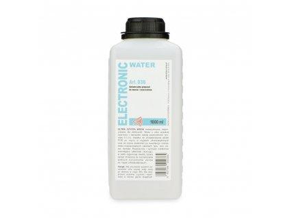 ADR elektronická voda - 1L