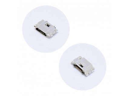 Konektor nabíjení Samsung J330 Galaxy J3 (2017) (micro USB)