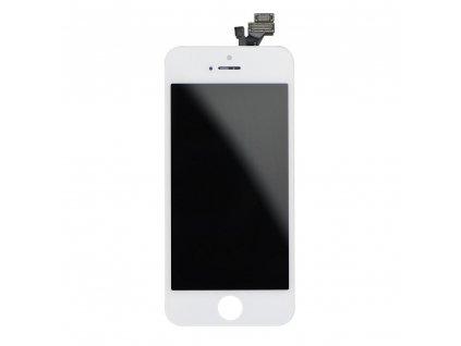 LCD displej + dotyková deska Apple Iphone 5 bílá (Tianma AAA)