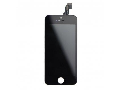 LCD displej + dotyková deska Apple Iphone 5C černá (Tianma AAA)