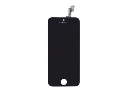 LCD displej + dotyková deska Apple Iphone 5s černá (Originál)