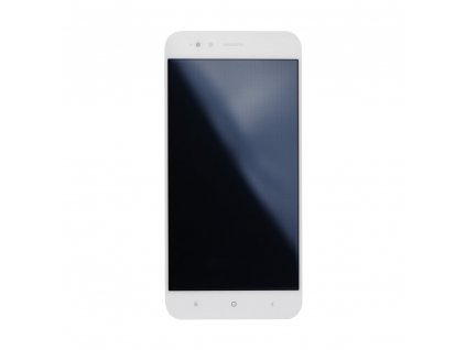 LCD displej + dotyková deska XIAOMI Mi A1 / 5X bílá
