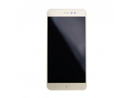 LCD displej + dotyková deska XIAOMI REDMI NOTE 5A zlatá