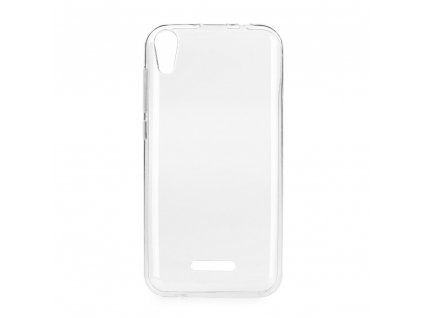 Pouzdro Back Case Ultra Slim 0,3mm WIKO Lenny 5 transparentní