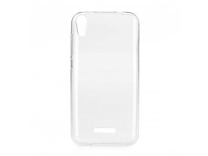 Pouzdro Back Case Ultra Slim 0,3mm WIKO Lenny 5 transparentní