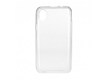 Pouzdro Back Case Ultra Slim 0,3mm WIKO SUNNY MAX transparentní