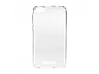 Pouzdro Back Case Ultra Slim 0,3mm WIKO JERRY MAX transparentní