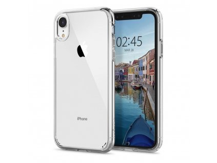 """Pouzdro Back Ultra Slim 0,5 mm - Apple Iphone XR (6,1"""") transparentní"""