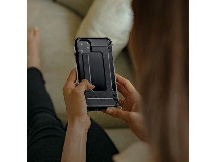 "Pouzdro FORCELL ARMOR Apple Iphone XR (6,1"") černé"