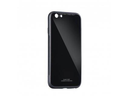 Pouzdro Forcell Glass Apple Iphone 5 / 5S /SE černé