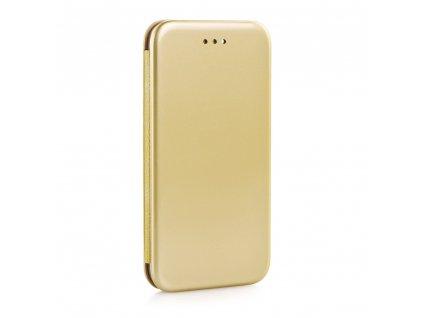 Pouzdro Book Forcell Elegance PREMIUM - Samsung Note 8 zlaté
