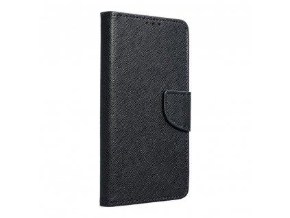 Pouzdro typu kniha Fancy LG Q7 černé