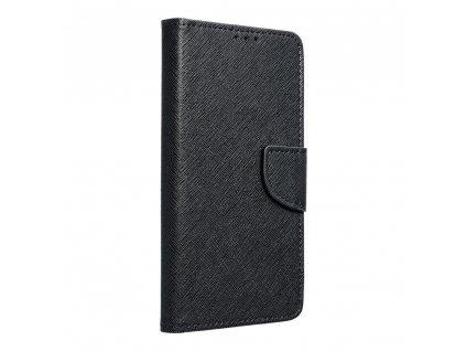 Pouzdro typu kniha Fancy Huawei Mate 20 Lite černé