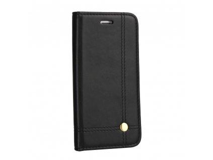 Pouzdro Forcell Prestige Book Nokia X6 černé