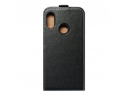 Forcell pouzdro Slim Flip Flexi FRESH Xiaomi Redmi 6 Pro černé