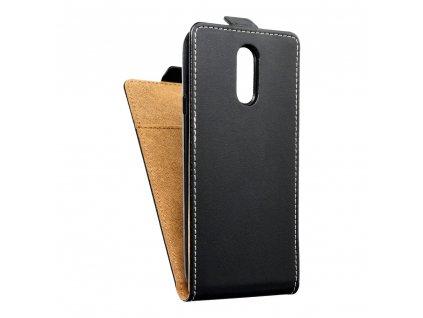 Forcell pouzdro Slim Flip Flexi FRESH LG Q7 černé